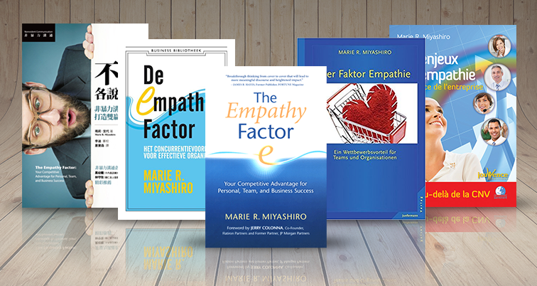 Books by Marie Miyashiro: The Empathy Factor